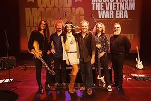 Good Morning Vietnam Live in Concert CAST